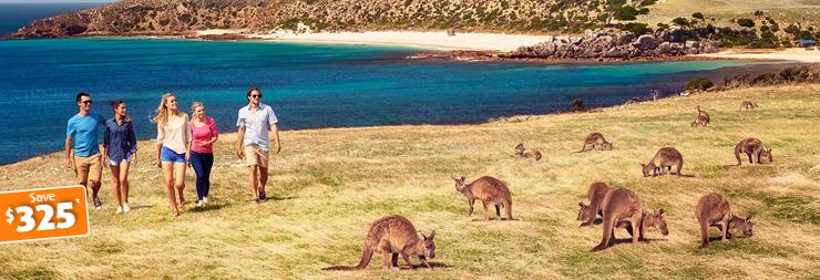 kangaroo island special deals