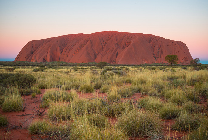 Alice Springs Discover With Uluru Stay