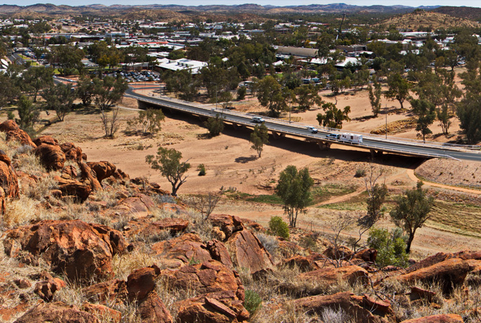 Alice Springs Car Hire Unlimited Kms