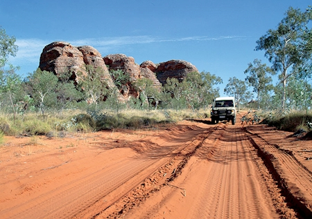 Broome To Darwin Via Bungles With Kakadu Self Drive